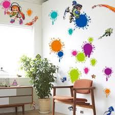Splatoon Super Big Wall Decoration Sticker Boy Anime Toy Hobbysearch Anime Goods Store