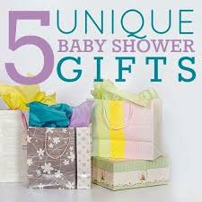 5 unique baby shower gifts read now