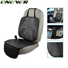 leather car seat protector