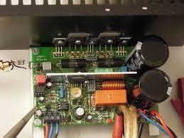q watt simple audio power amplifier