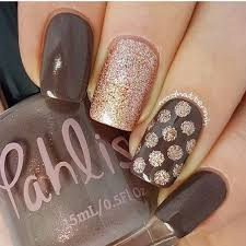fall acrylic nails colors art designs