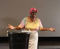 Mattie Johnson – 'Cookin with Aunt Ethel' | ArtSWFL.com