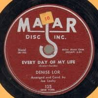 Every Day of My Life by Denise Lor - Samples, Covers and Remixes ...