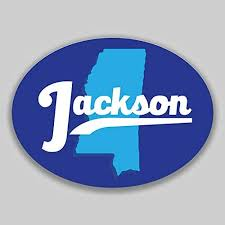 Amazon Com Jb Print Magnet Jackson Mississippi Oval Vinyl City Town College University Vinyl Decal Sticker Car Waterproof Car Decal Magnetic Bumper Sticker 5 Kitchen Dining