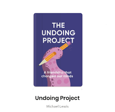 The Undoing Project : The Friendship ...