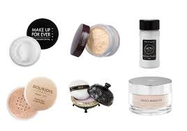 16 best loose powders in singapore