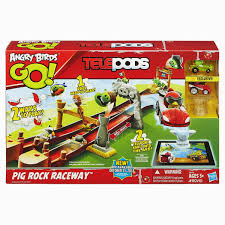 Angry Birds Go! Merchandise: Angry Birds Go! Telepods - Pig Rock ...