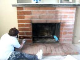 updating old fireplace on a budget las