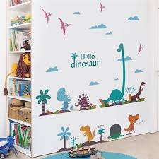 Dinosaur Wall Decal Kids Room Life Changing Products