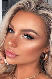 Bridal makeup Gorgeous makeup Flawless makeup Smoky eye Natural makeup  Korean hair Brown eyes Makeup gee… in 2020   Classy makeup, Black eyeliner  makeup, No eyeliner makeup