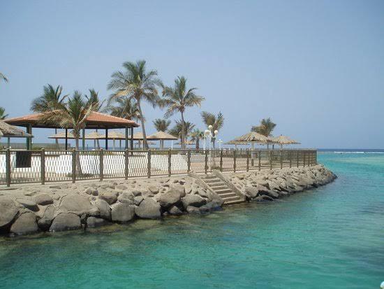 """نتيجة بحث الصور عن منتجع شاطئ الأزرق في جدة"""""""