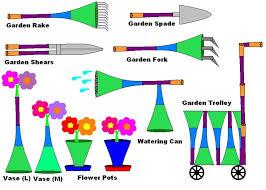 name gardening tool transpa png