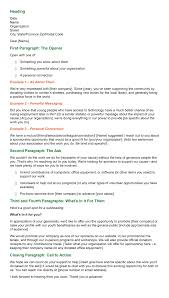 how to write a sponsorship letter 7