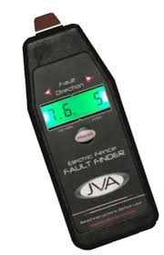 Jva Directional Volt Meter Electric Fence Fault Finder Jva Security Systems