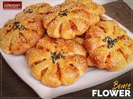 flower buns fauzia s kitchen fun