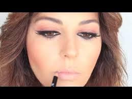 victoria justice eye makeup tutorial