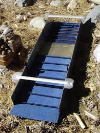 build your own gold prospecting equipment