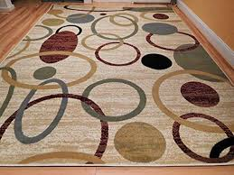 multicolor modern rugs for living room