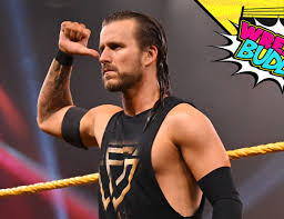 WWE's Adam Cole Talks NXT And Up Up Down Down Goals, The Shockmaster, And  More | Wrestle Buddies Episode 19 - GameSpot
