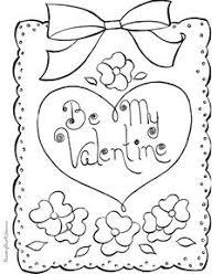 75 Beste Afbeeldingen Van Valentijn Kleurplaten Valentijnen