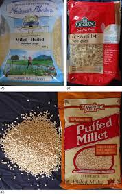 millet flour an overview