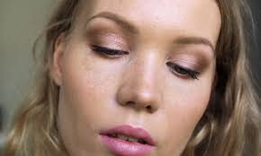 makeup trick for hooded deep set eyes