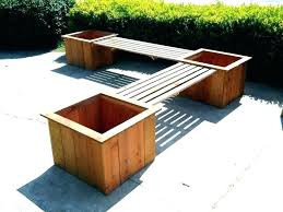 plans for building wooden planter boxes