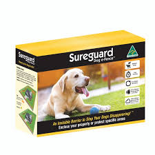Sureguard Wireless Electric Dog Fence Starter Kit Bunnings Warehouse
