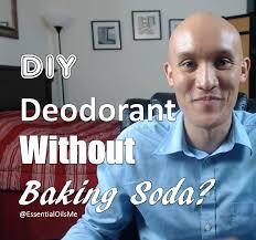 diy deodorant without baking soda