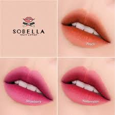 korean fruits liptint sobella health