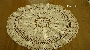tejido a crochet paso