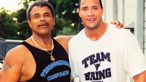 Rocky Johnson, father of Dwayne 'The Rock' Johnson, dead at ...