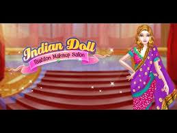 indian doll fashion makeup indian