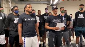 Milwaukee Bucks Boycott Game 5 and the NBA Follows