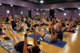 yoga hot pilates cles body heat