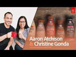 1/3 - Founding Creative Director Aaron Atchison and Art Director Christine  Gonda at Farm Design. They're a multidisciplinar… | Farm design, Graphic  design, Atchison