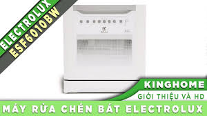 KingHome.vn] Giới thiệu và Hướng dẫn Máy rửa bát Electrolux ...