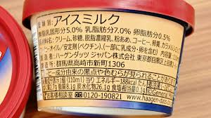 haagen dazs espresso milk flavor