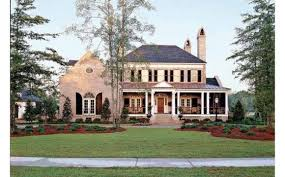 southern living french country house