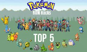 Top 5 Hack Roms pokemon GBA PC \/Android Descarga
