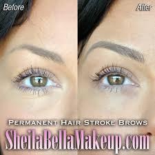 get 100 real looking brows