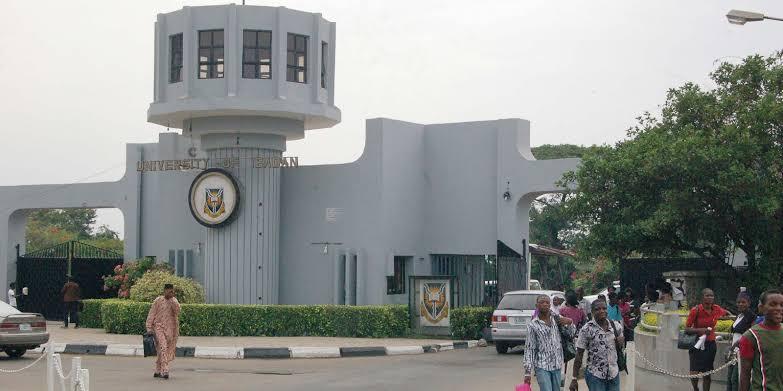 UI Main Entrance. Photo: Daily Post Nigeria