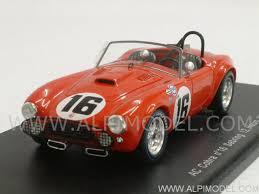 spark-model AC Cobra #16 Sebring 12 Hours 1963 Miles - Spencer (1 ...