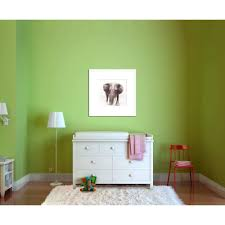 Elephant Decor Nursery Wall Art Kids Room Artwork Tracey Capone Tracey Capone Fine Art