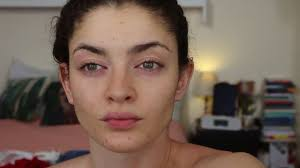 goin on a picnic makeup look you
