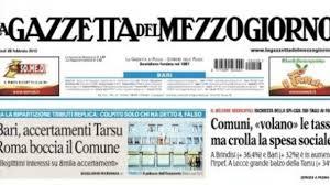 Vertenza Gazzetta del Mezzogiorno, il cdr scrive ai lettori del ...
