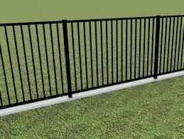 Sentrypanel Flat Top Fences Boundaryline New Zealand