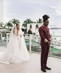 Rapper, Ace Hood and his longtime partner Shelah Marie are officially  married (photos)