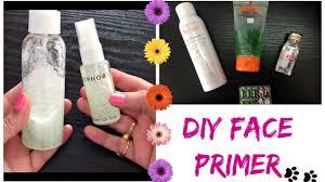 diy face primer for dry oily sensitive