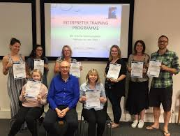 Our Level 6 Interpreting Diploma... - BSL Link for Communication ...